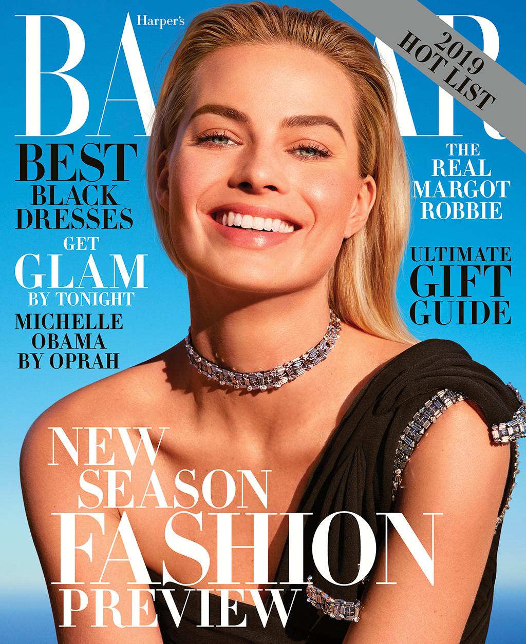 Margot Robbie, Harper's Bazaar