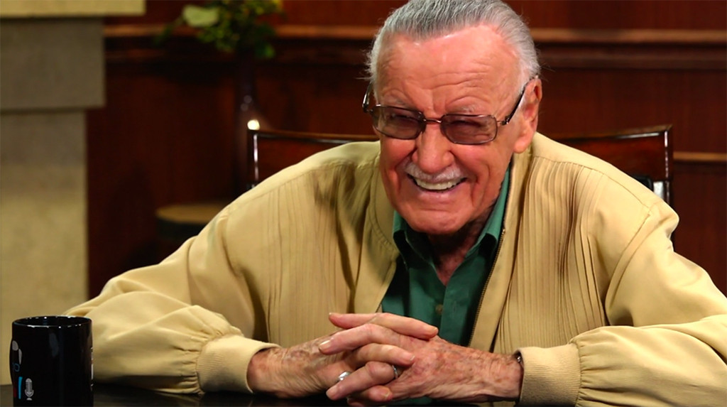 Stan Lee, Larry King Now