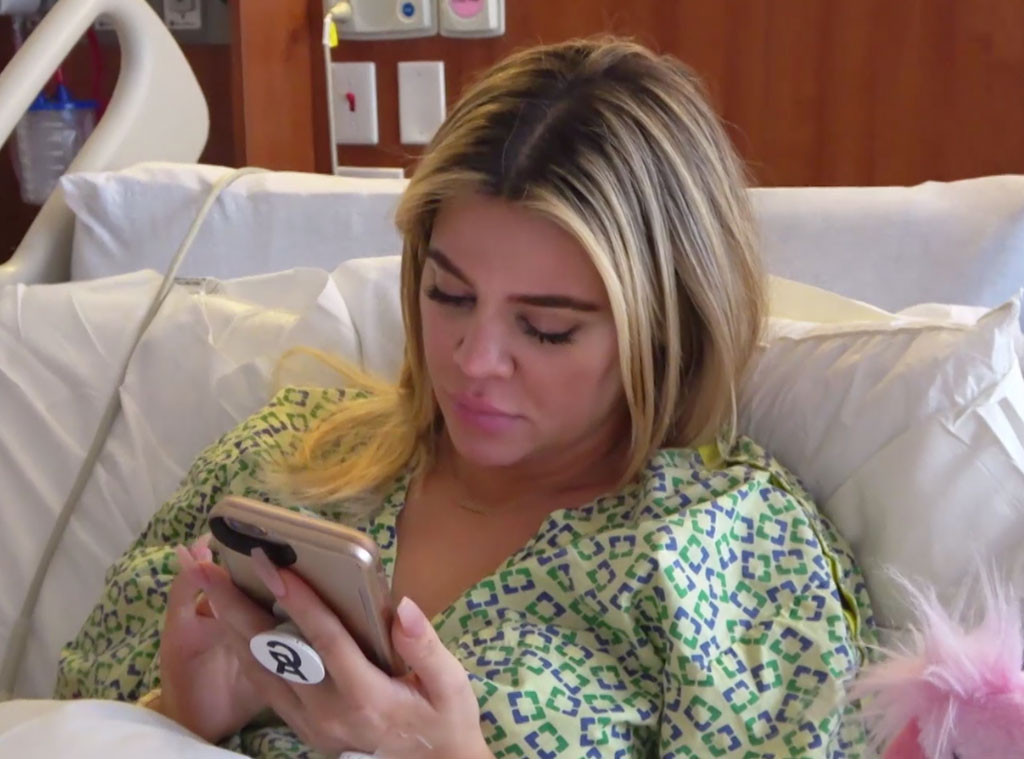 Khloe Kardashian, KUWTK 1513
