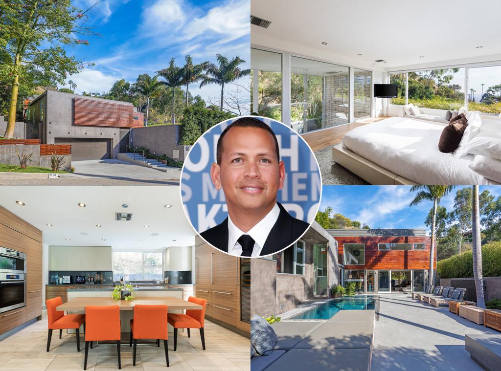 Alex Rodriguez, House, Real Estate