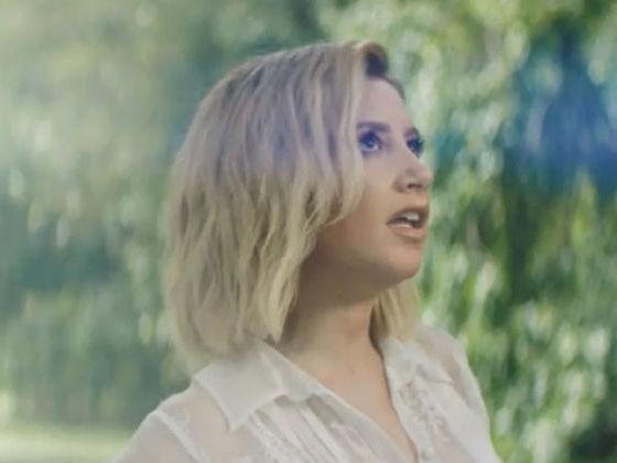 """Ashley Tisdale Breaks Free From the """"Voices in My Head"""" in New Music Video"""