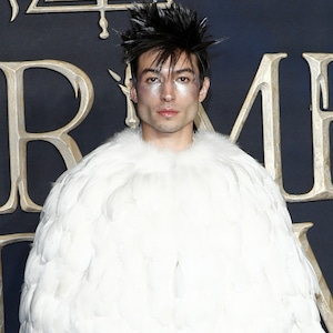 Ezra Miller, Fantastic Beasts: The Crimes Of Grindelwald Premiere
