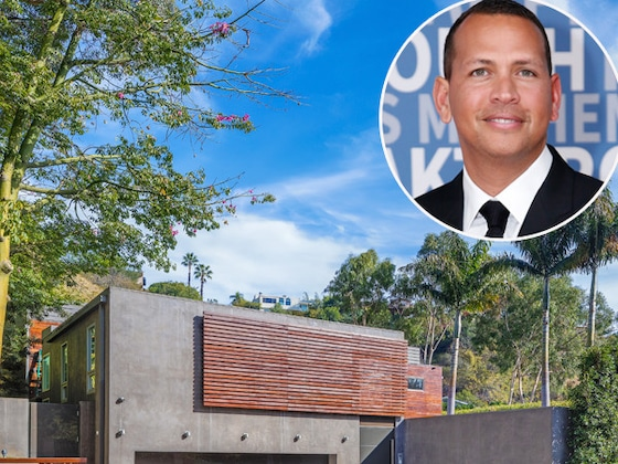 Go Inside Alex Rodriguez's 6.5 Million Hollywood Hills Mansion