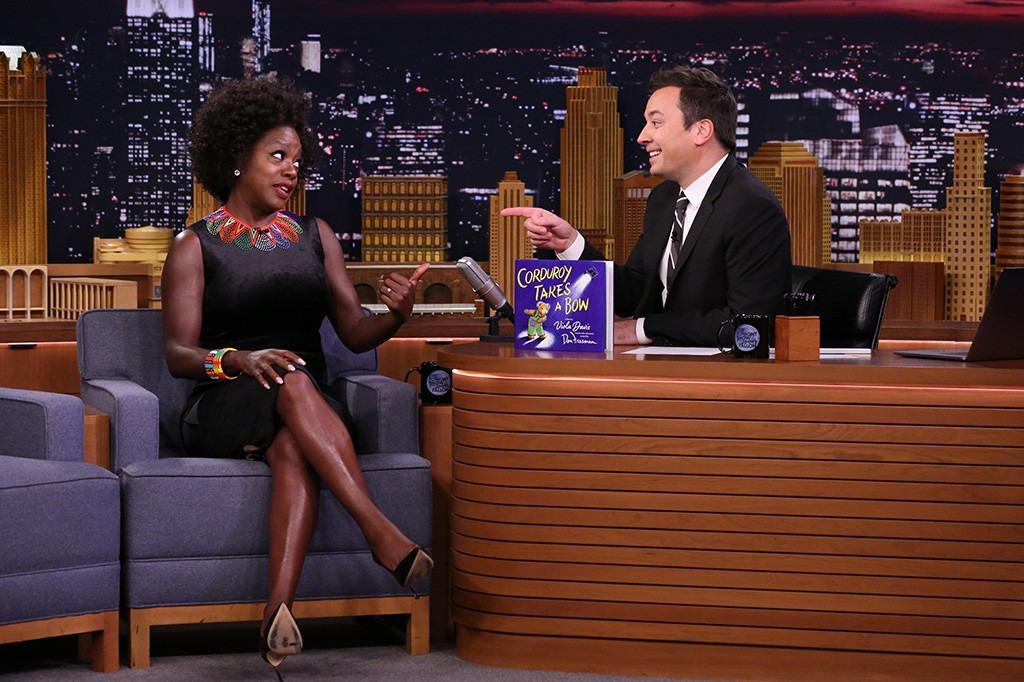 Viola Davis, The Tonight Show