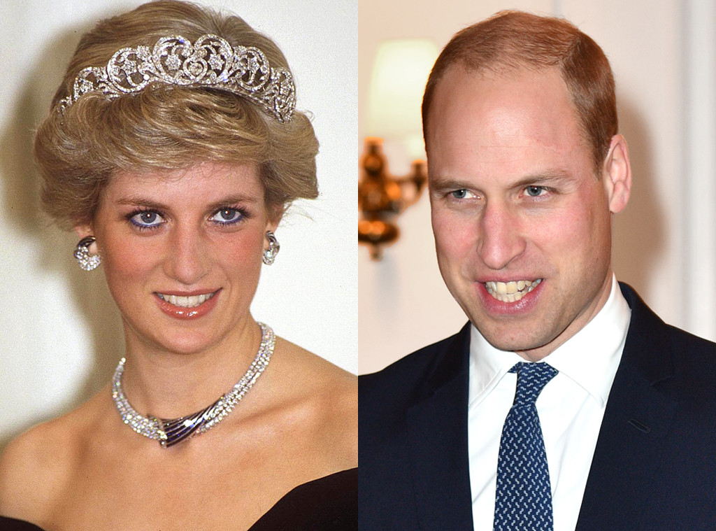 Princess Diana, Prince William