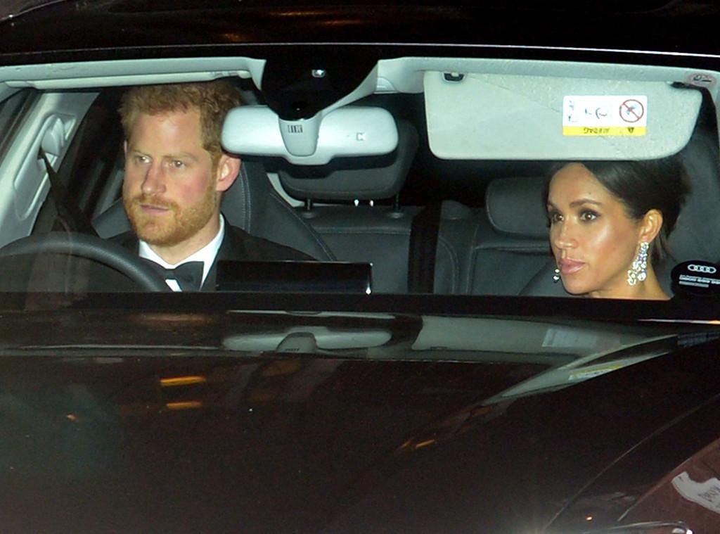 Prince Harry, Meghan Markle, Prince Charles 70th Birthday