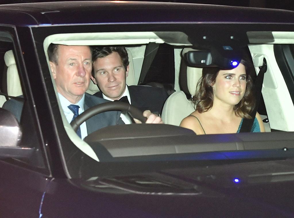 Princess Eugenie, Jack Brooksbank, Prince Charles 70th Birthday