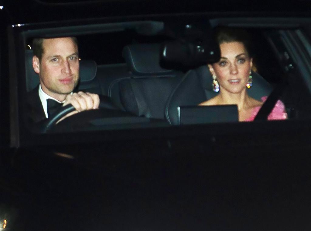 Prince William, Kate Middleton, Catherine Duchess of Cambridge, Prince Charles 70th Birthday