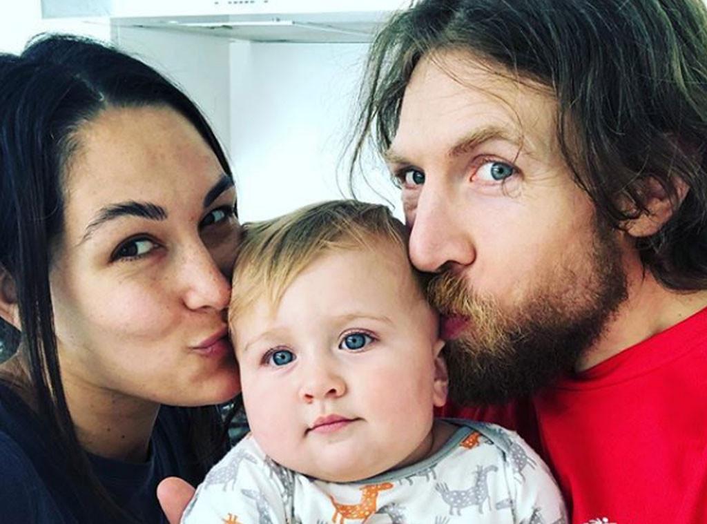 Brie Bella, Daniel Bryan