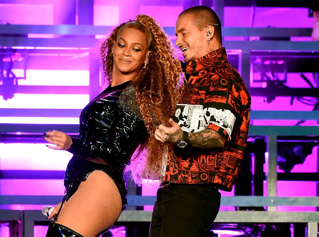 Beyonce, J Balvin