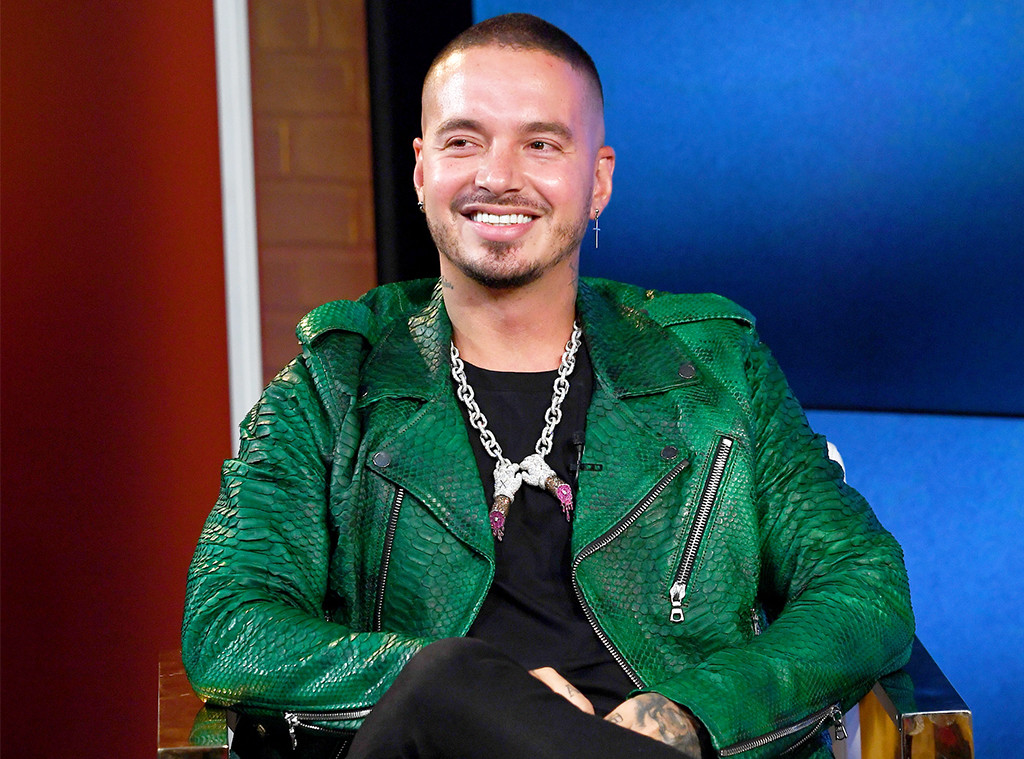 J Balvin: Sharp Style, Smashing Records And Spreading Vibes: How J