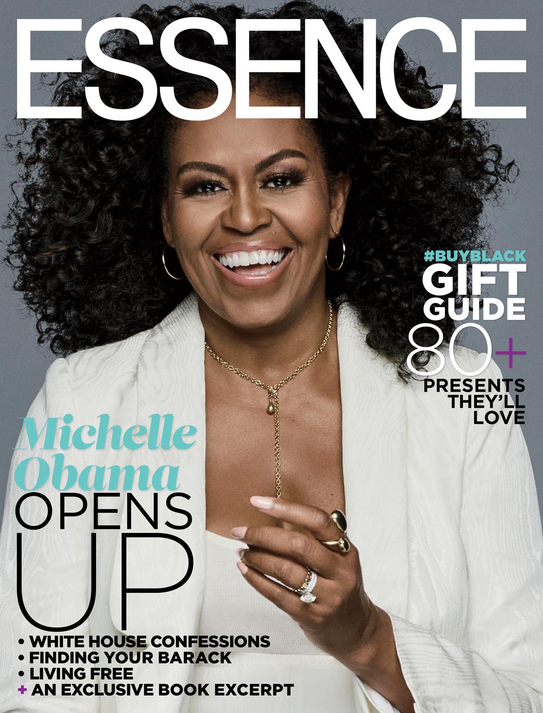 ESC: Michelle Obama, Essence, Embargoed