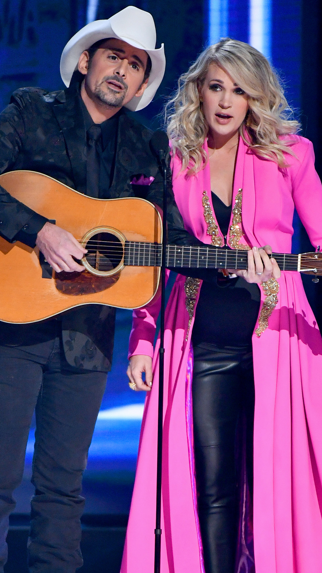 Brad Paisley, Carrie Underwood , 2018 CMA Awards