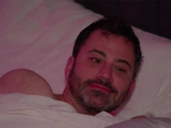 Watch Half-Naked Men Prank Jimmy Kimmel on His Birthday