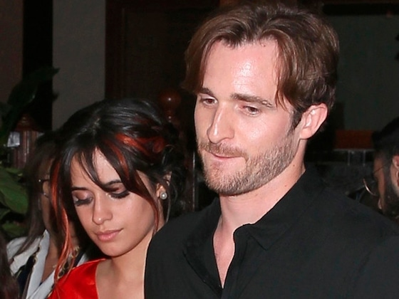 Why Camila Cabello Embraced PDA With Boyfriend Matthew Hussey