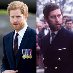 Prince Harry, Prince Charles