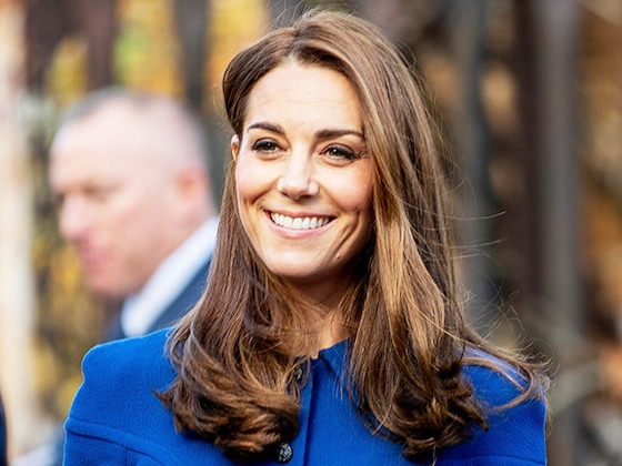 Kate Middleton Grabs an Apron and Gets to Work in the Kitchen at Homeless Event