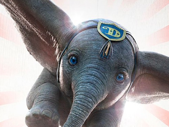 Disney's Live-Action <i>Dumbo</i> Trailer Soars to New Heights