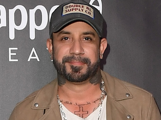 Backstreet Boys' AJ McLean Reveals He's Relapsed Over the Past Year
