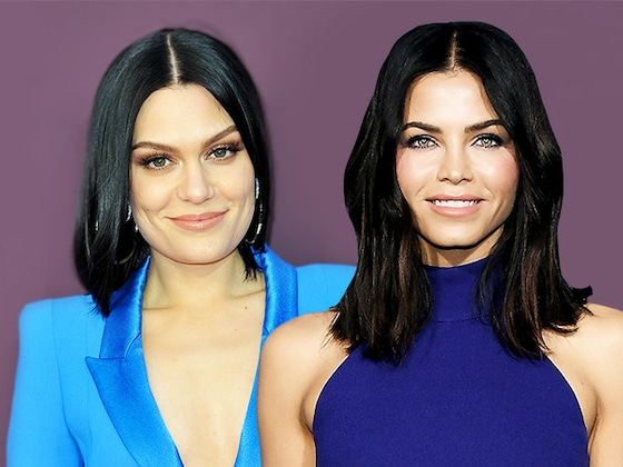 Let's Talk About How Jenna Dewan Responded to Those Jessie J Look-Alike Claims