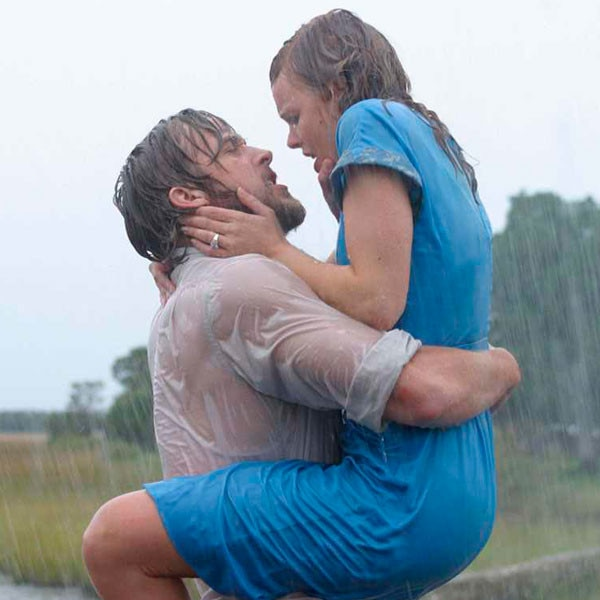 The Notebook, Rachel McAdams, Ryan Gosling