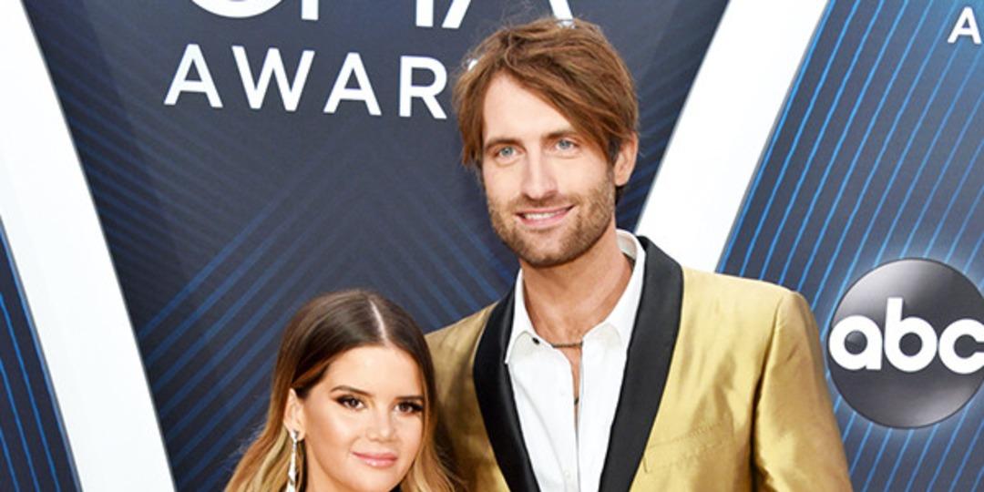 Pregnant Maren Morris Jokes About Husband Ryan Hurd S Last Quiet