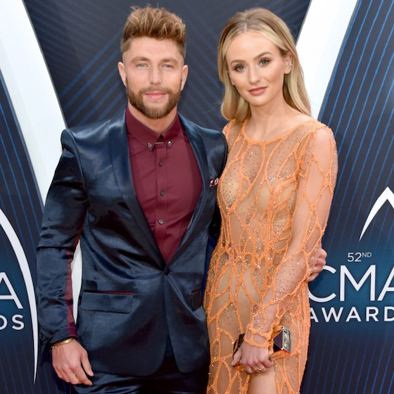 Lauren Bushnell and New Boyfriend Chris Lane Couple Up at 2018 Country Music Awards
