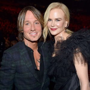 Keith Urban, Nicole Kidman, 2018 CMA Awards