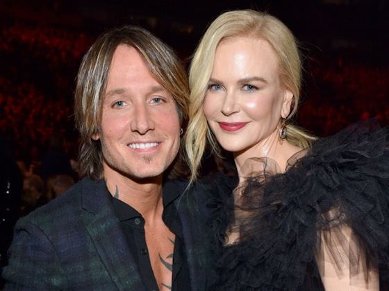 Keith Urban and Nicole Kidman Do Date Night at the 2018 CMA Awards