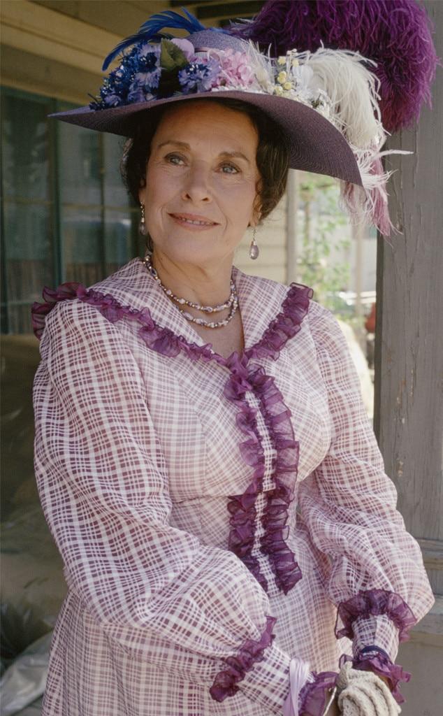Katherine MacGregor, Little House on the Prairie