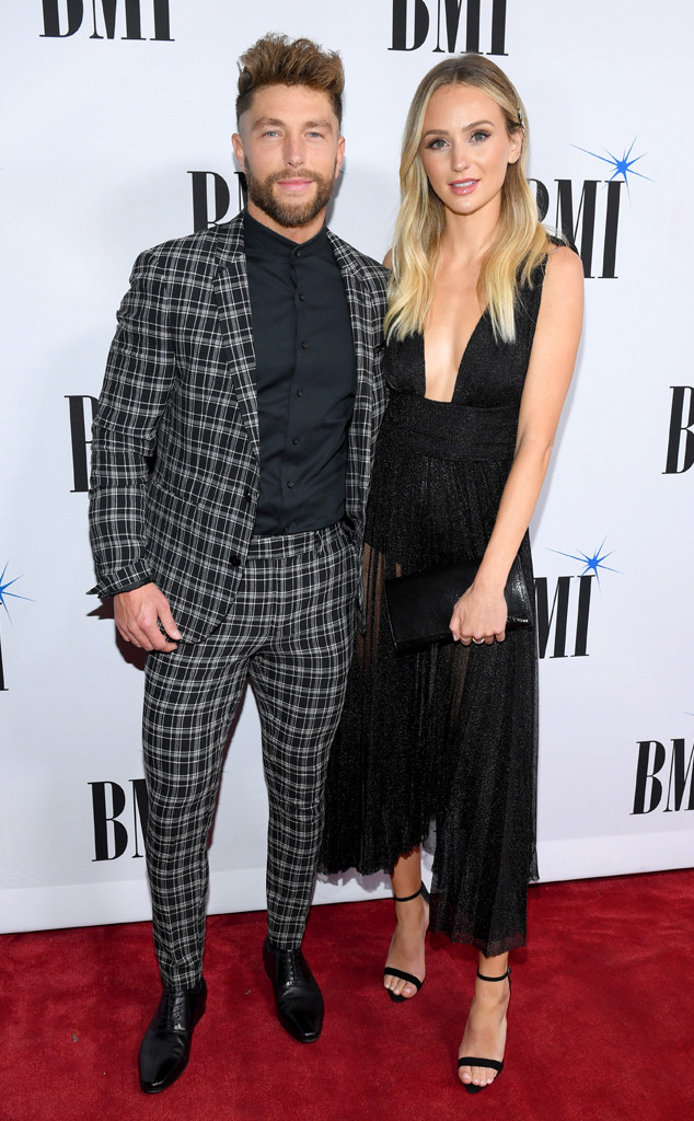 New couple lauren bushnell and chris lane are already getting cute chris lane lauren bushnell m4hsunfo