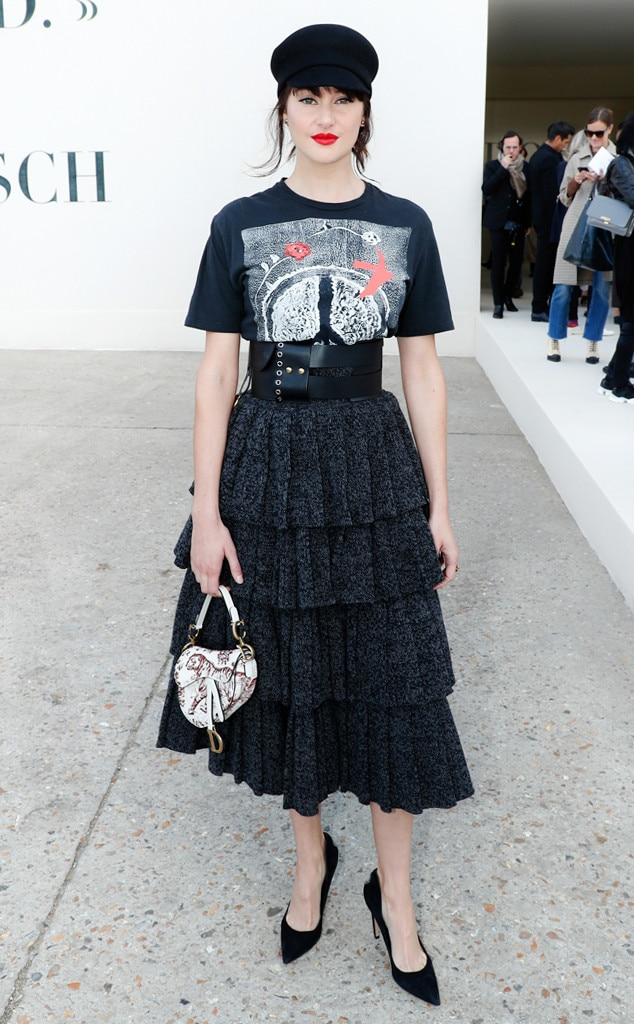Chic for Fashion Week -  In Dior