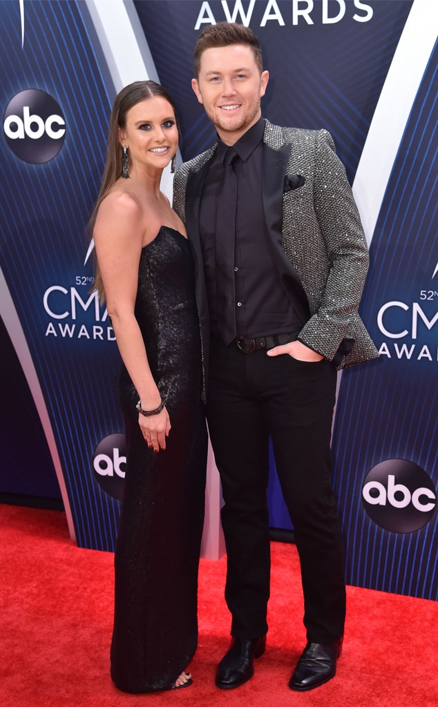 Scotty McCreery & Gabi Dugal -  Newlyweds in the house!