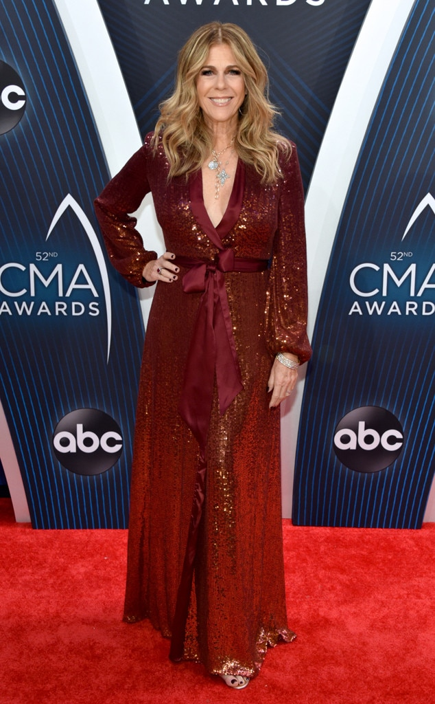 Rita Wilson -  As her album  Bigger Picture  climbs the charts, the actress and singer celebrates music in Nashville.