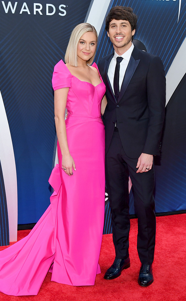 See All of the Couples on the Red Carpet at the 2018 CMA Awards