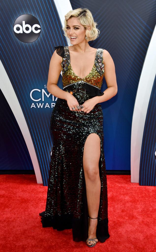 Bebe Rexha, 2018 CMA Awards
