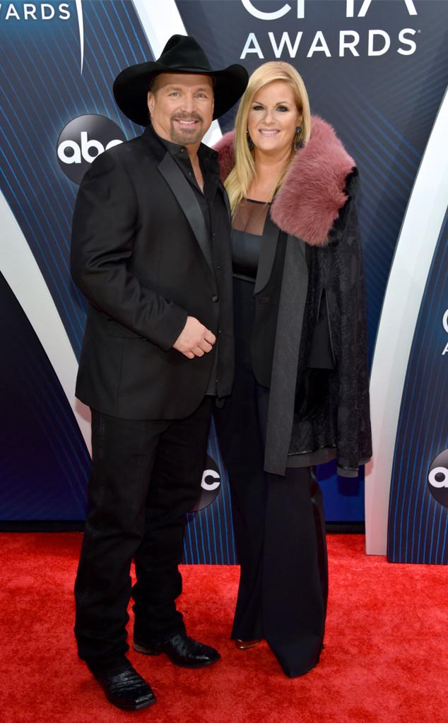 Garth Brooks, Trisha Yearwood, 2018 CMA Awards