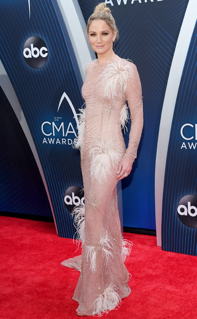 Jennifer Nettles, 2018 CMA Awards