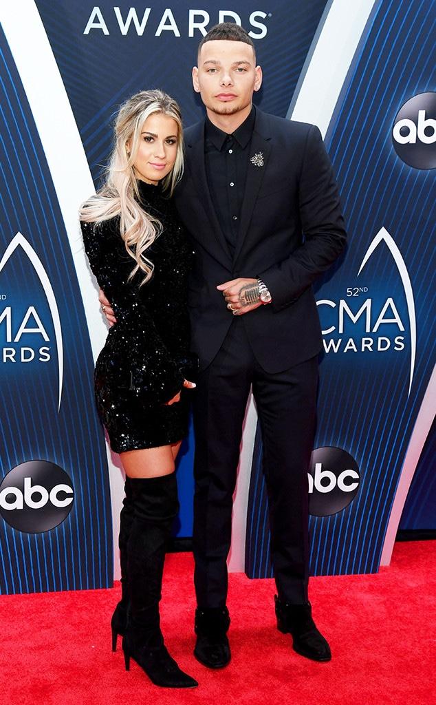Katelyn Jae, Kane Brown, 2018 CMA Awards, Couples