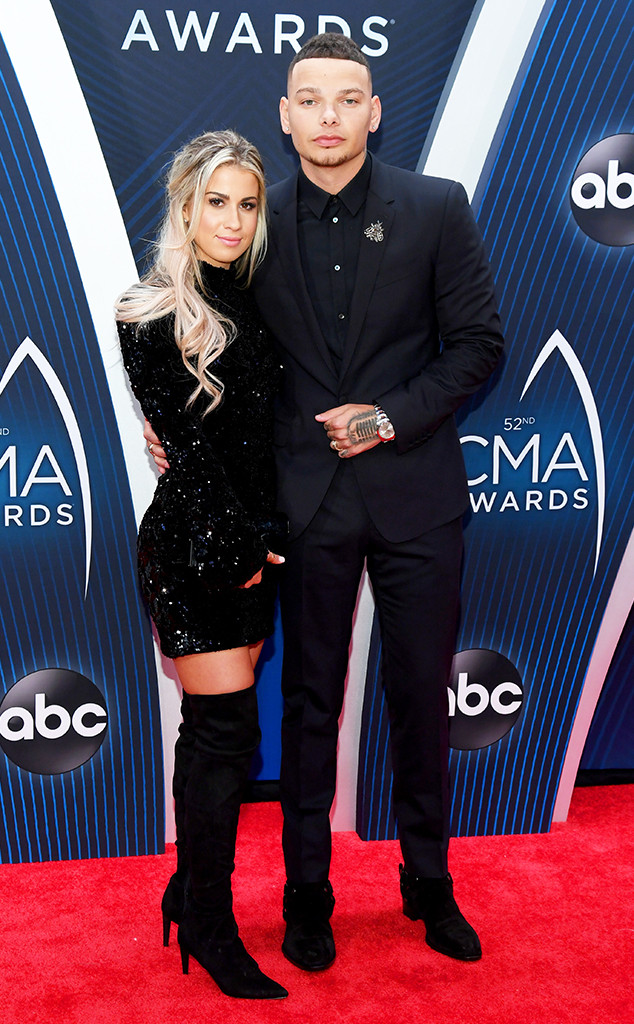 Katelyn Jae, Kane Brown, 2018 CMA Awards, Couples