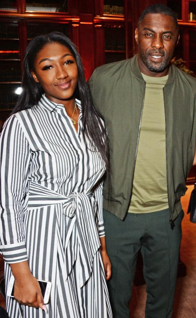 Idris Elba, Isan Elba