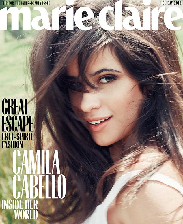 Camila Cabello, Marie Claire