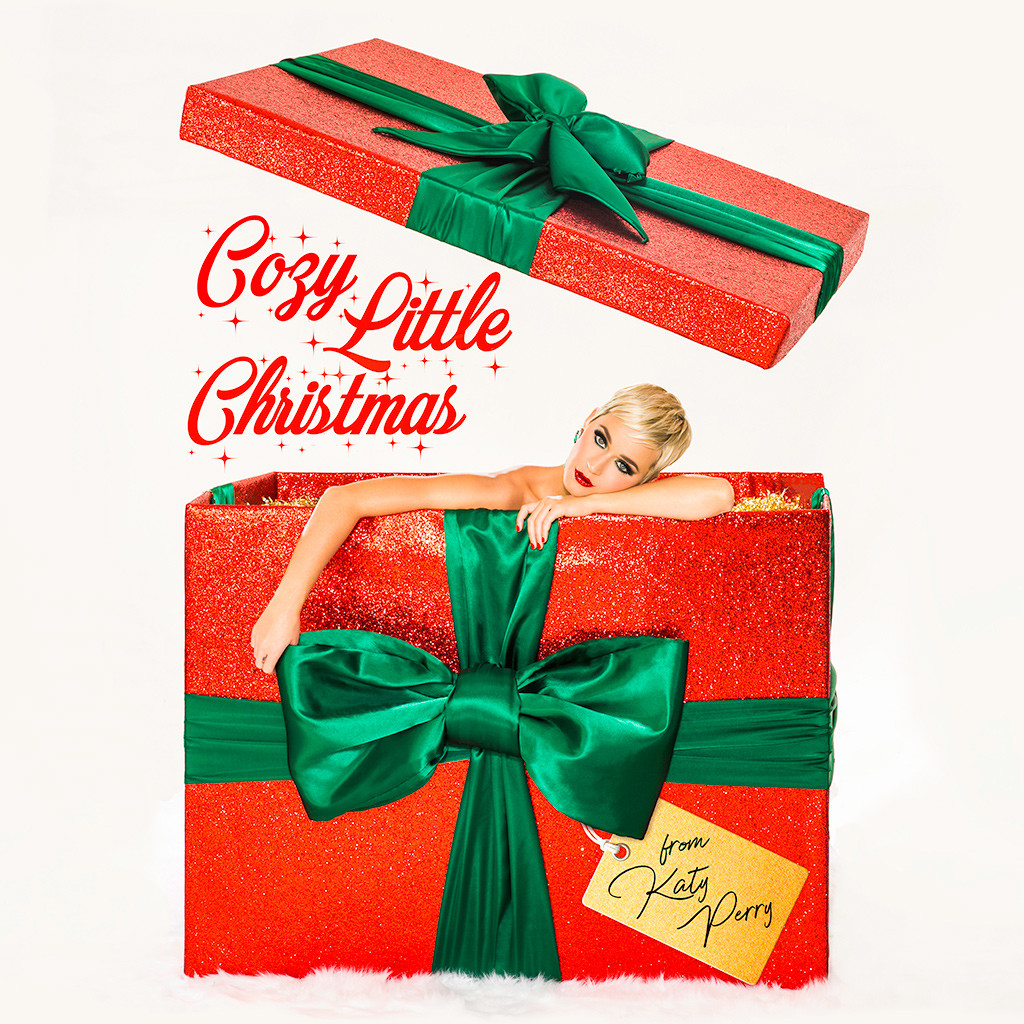 Katy Perry\'s New Song Cozy Little Christmas Will Get You in the ...