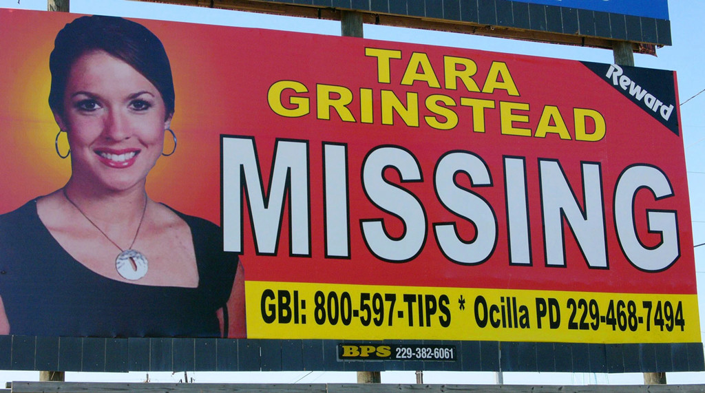 Tara Grinstead Billboard