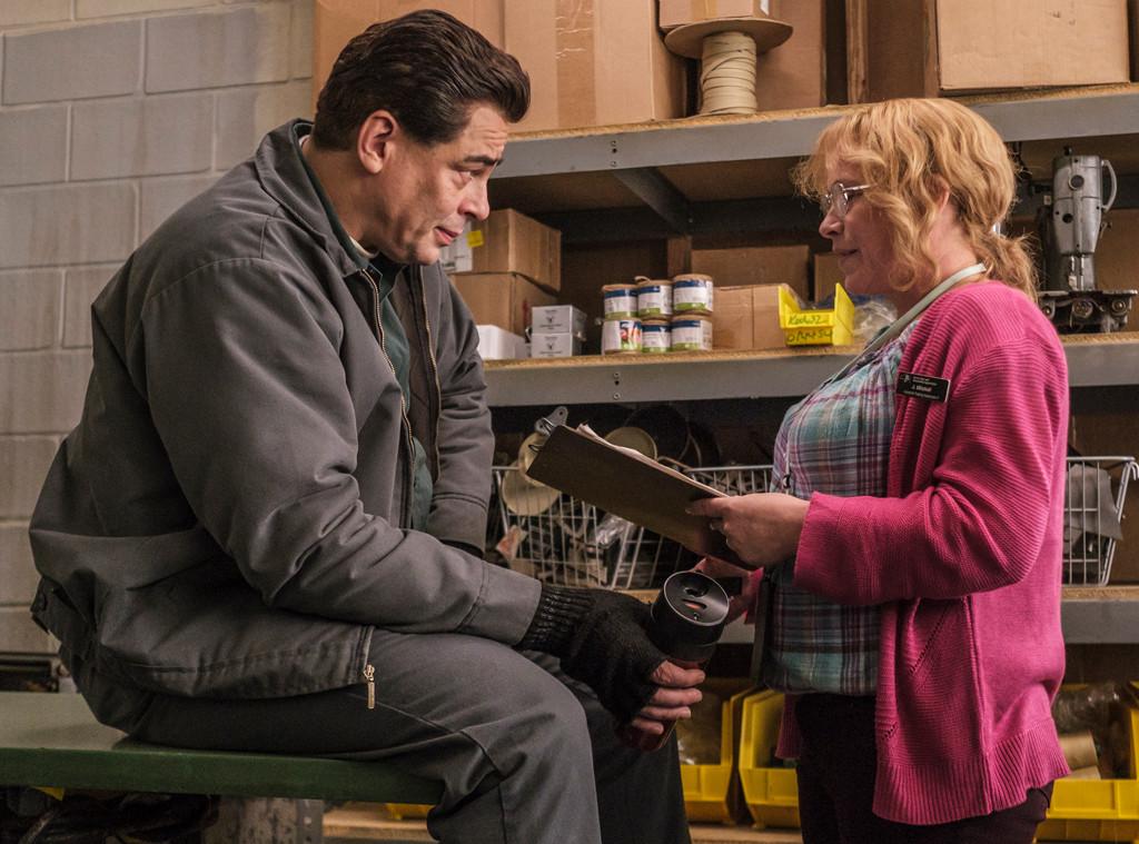 Escape At Dannemora, Benicio Del Toro, Patricia Arquette