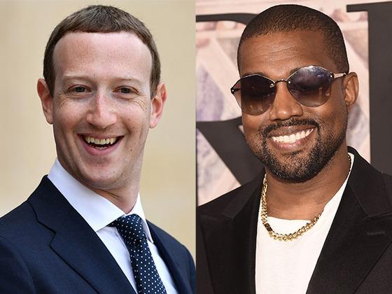 Kanye West e Mark Zuckerberg cantam Backstreet Boys em karaokê