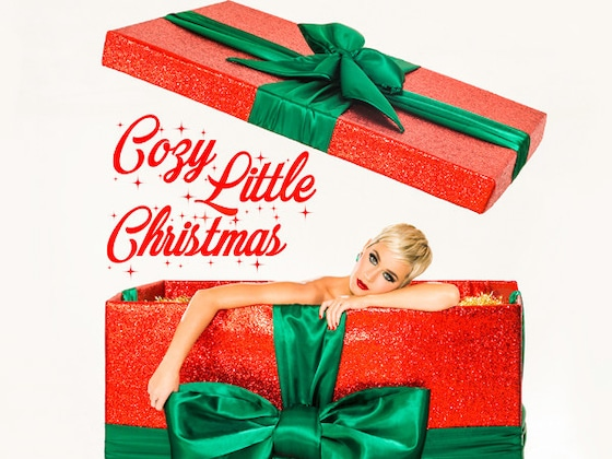 "Katy Perry's New Song ""Cozy Little Christmas"" Will Get You in the Holiday Spirit"