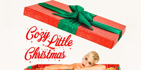 Katy Perry Cozy Little Christmas.Katy Perry S New Song Cozy Little Christmas Will Get You In