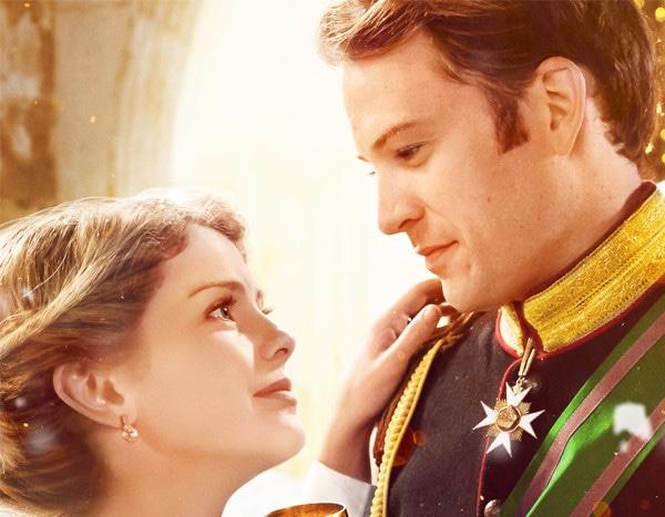 The Christmas Prince.A Christmas Prince S Sequel Trailer Takes You Inside The