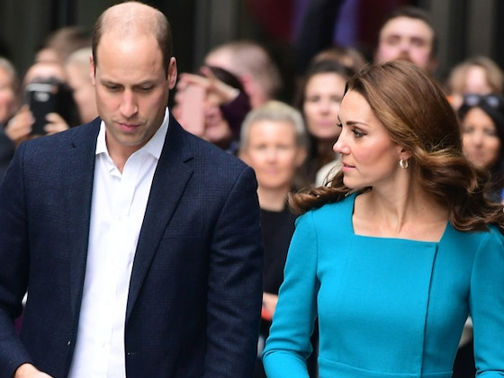 Prince William and Kate Middleton Take a Stand Against Cyberbullying